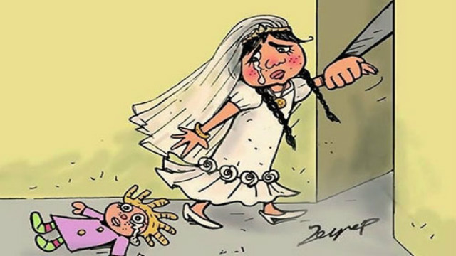 erken evlilik