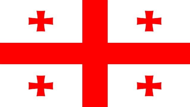 flad of georgia