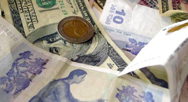 lari-dollar