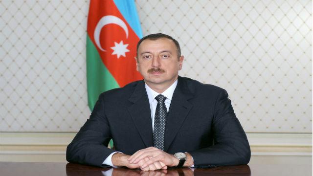 llham Aliyev